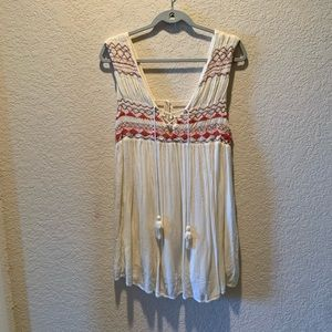 Free People tunic top, size S